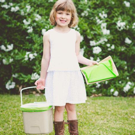 8 Litre Compost-A-Pak Liners