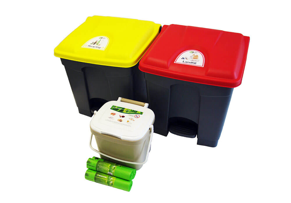 Compost-A-Pak - Home Sustainability Kits and Products