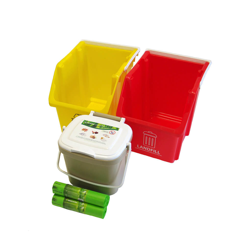Murfe Kitchen Kit Compost A Pak