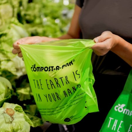 Compostable Fruit and Vegie Bags
