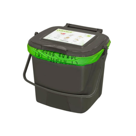 FOGO Bin, Kitchen Caddy, Recycled Content